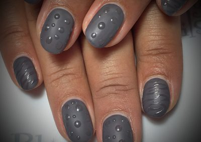 Black-Cherry-Nails-grey-rain-coquitlam